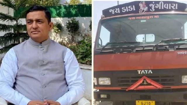 उत्तराखंड : BJP सांसद अनिल बलूनी का प्रयास रहा सफल, ऑक्सीजन सिलेंडर जल्द पहुंचेगा देहरादून