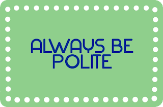 Talk politely to everyone is essential for personality development.
