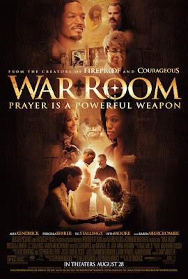 War Room Poster