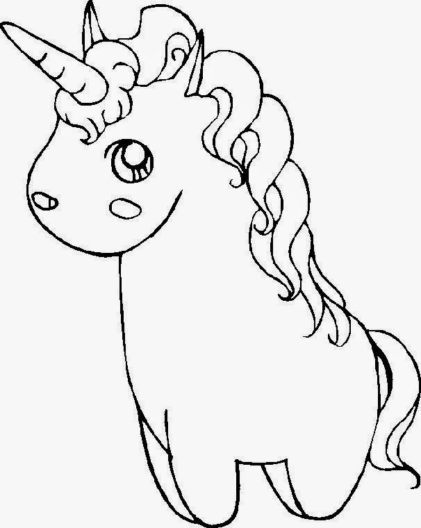 Unicorn Coloring Pages  ColoringMates