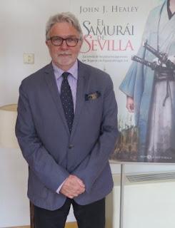El samurái de Sevilla - John J. Healey