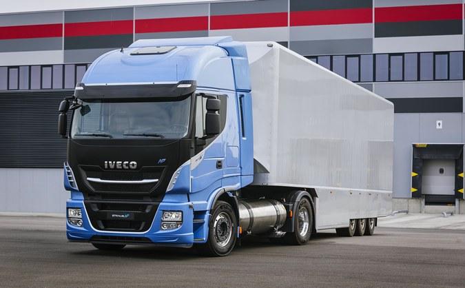 IVECO realiza maior venda de caminhões movidos a gás da América do Sul