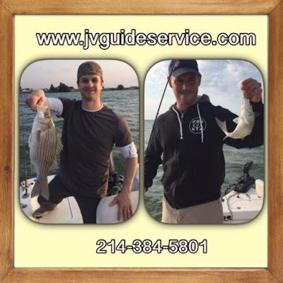 Lake Ray Hubbard Fishing Report