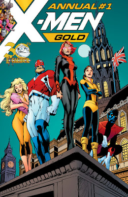 X-MEN GOLD ANNUAL #1