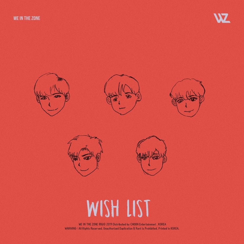 WE IN THE ZONE – WISH LIST – Single (ITUNES MATCH AAC M4A)
