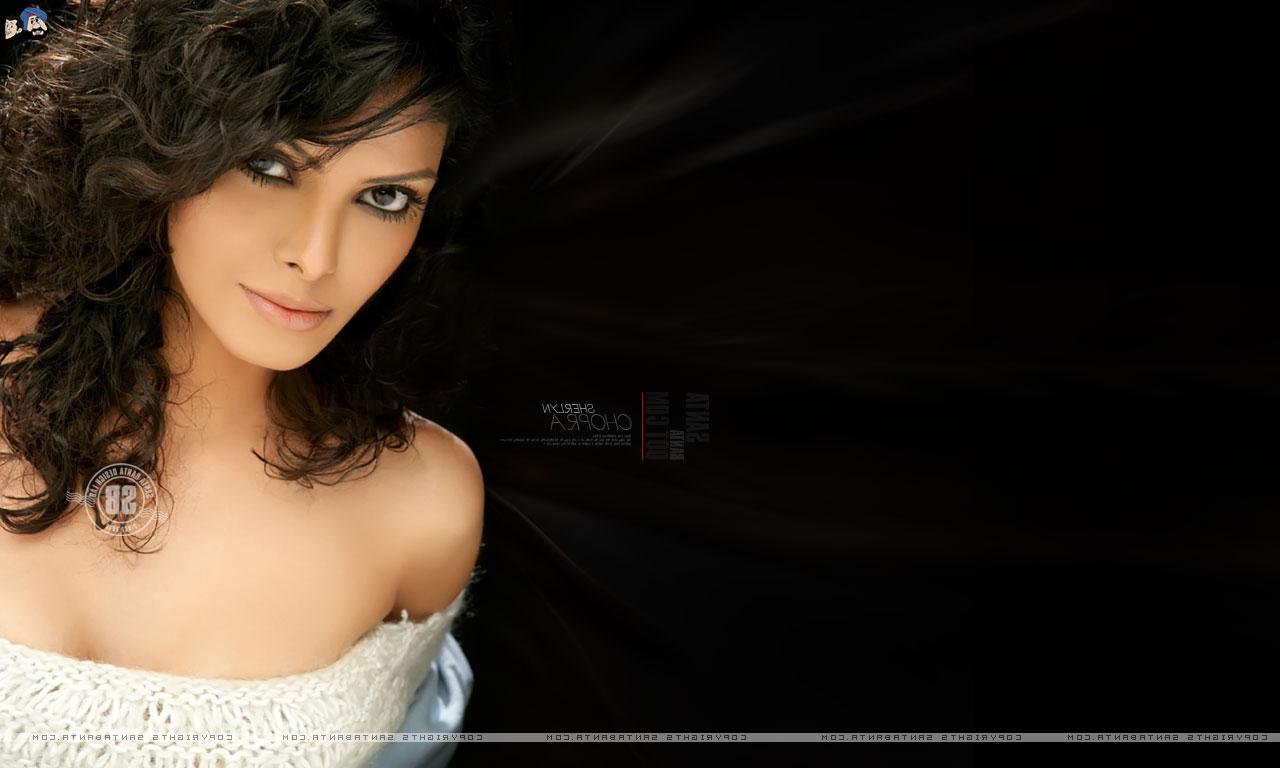 Sherlyn Chopra Sexy Picture