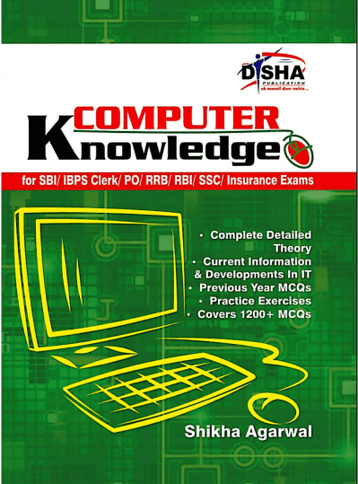 Disha-Computer Knowledge e-Book PDF Download