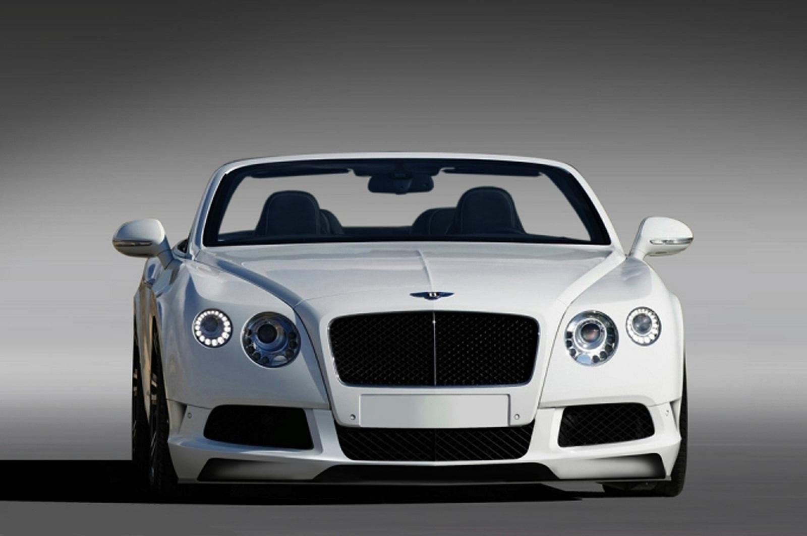 Sport Car Garage: Imperium Bentley Continental GTC