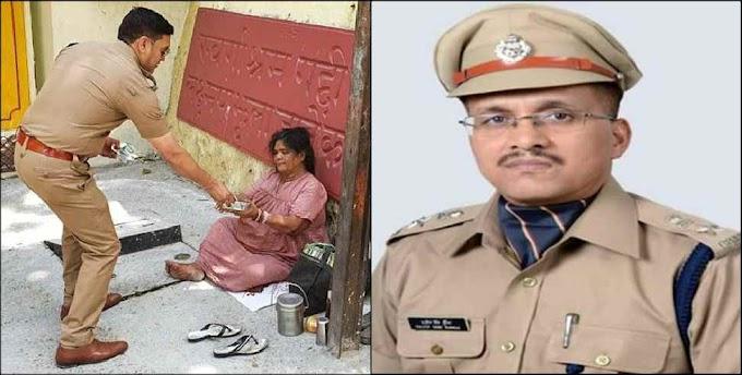 पौड़ी के एसएसपी दलीप सिंह कुंवर कर रहे हैं अनोखे ढंग से लोगों को जागरूक-वीडियो हो रहा वायरल