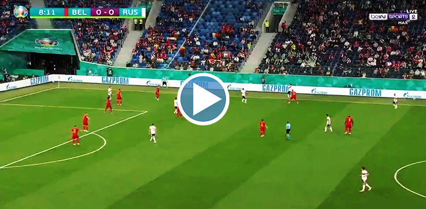 Belgium vs Russia Live Score