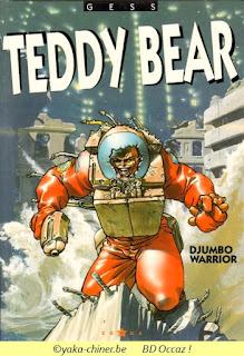 Teddy Bear, tome 2 par Gess