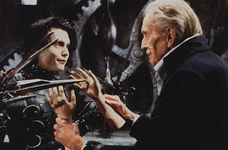 review film edward scissorhands