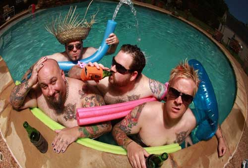 group band punk 11 Band Punk Legendaris yang Jadi Inspirasi Dunia