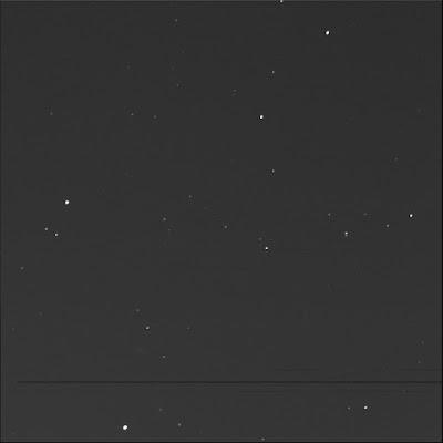 star Wolf 359 in luminance