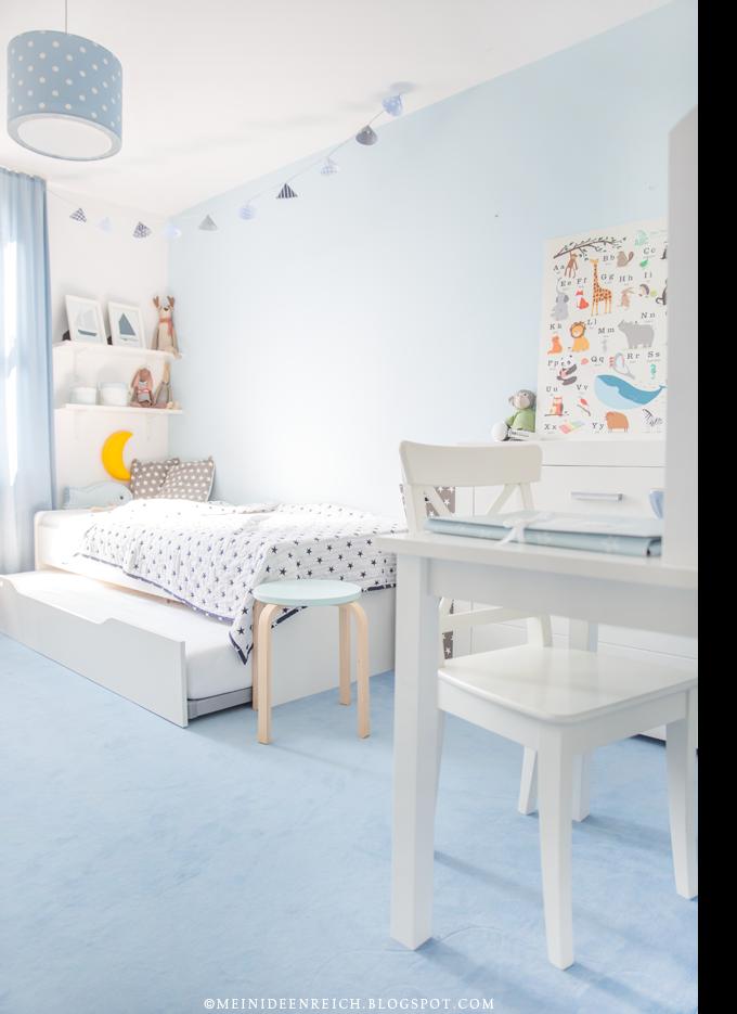 room tour kinderzimmer und spielerisches lernen mein ideenreich. Black Bedroom Furniture Sets. Home Design Ideas