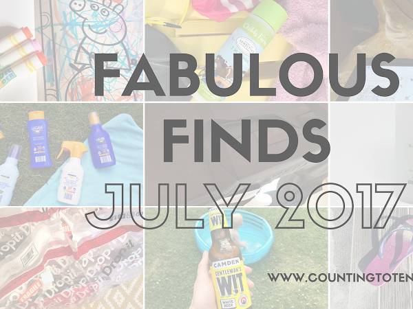Fabulous Finds For July 2017