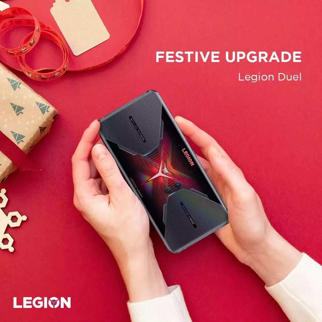 Festive upgrade - Legion Phone Duel