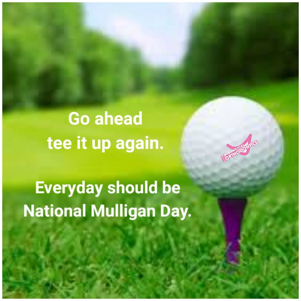 National Mulligan Day Wishes Images download