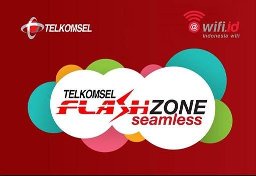 Bagi Bagi Akun Flashzone Seamless Gratis Terbaru Januari Februari 2020