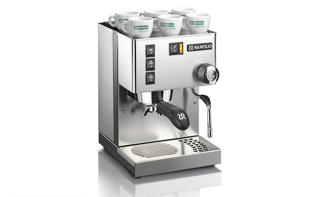 Rancilio máquina Silvia Espresso review