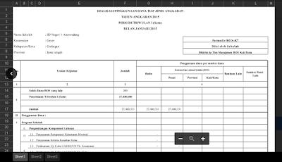 Formulis BOS K7