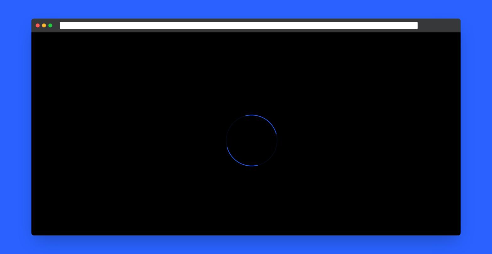 Cara Membuat Animation Circle Loader Dengan HTML & CSS