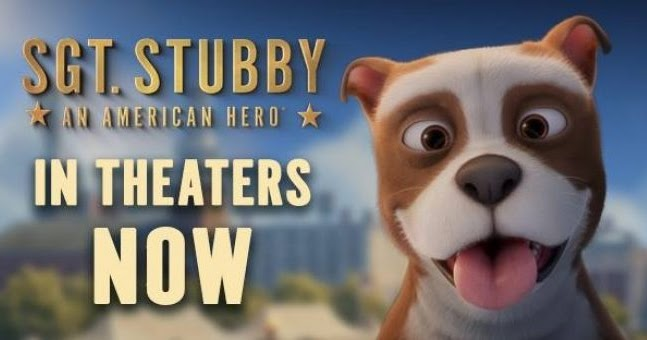 Sgt. Stubby: An American Hero (2018) Watch Online With