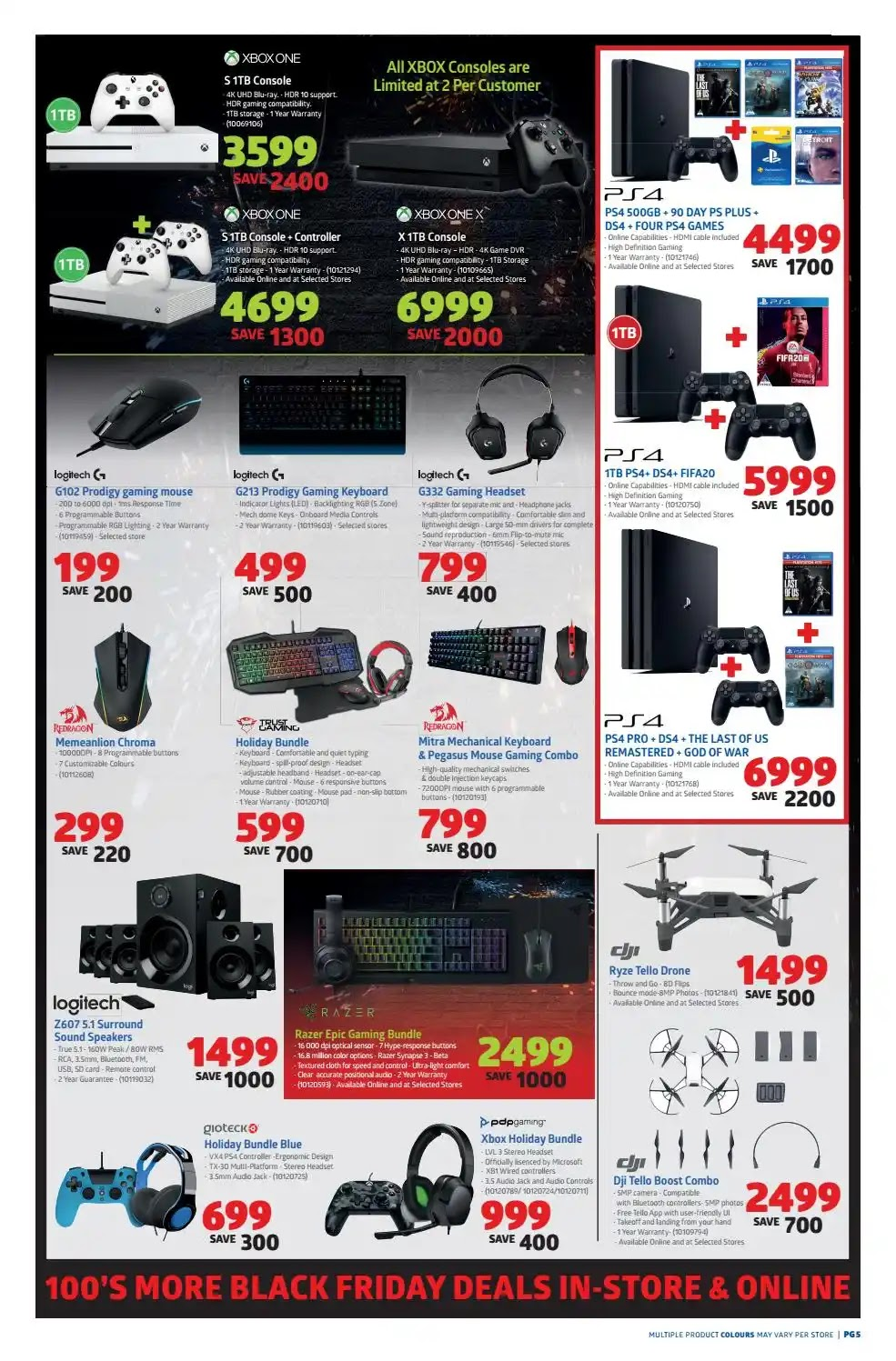 Incredible Connection Black Friday Deals  -  Page 5