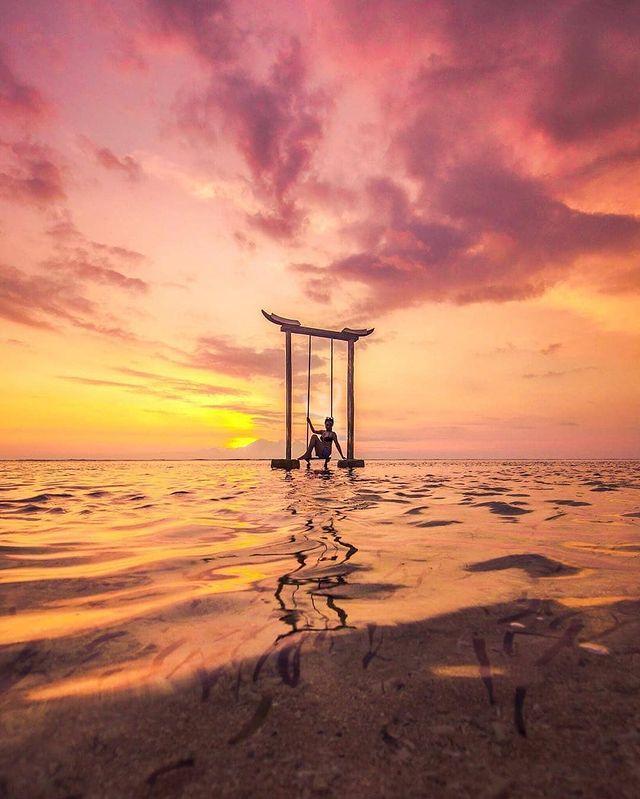 Sunset Gili Trawangan - foto jordhammond