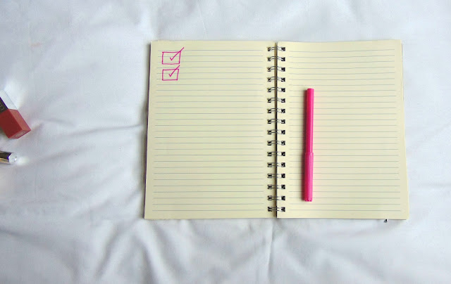 checklist, top 5 things to check off before hitting publish