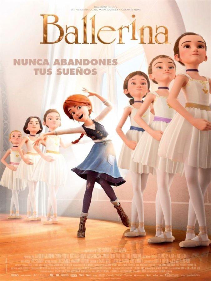 cine infantil ballerina