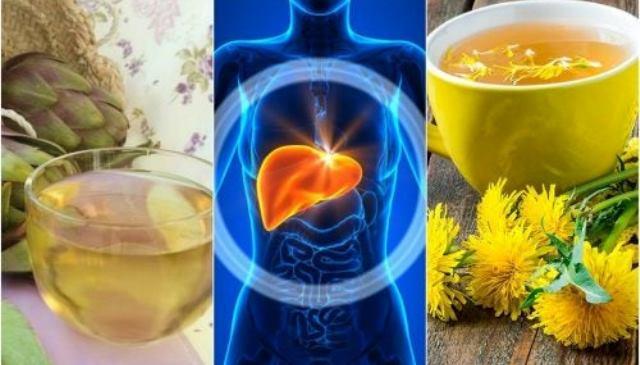Remedios naturales para el hígado graso