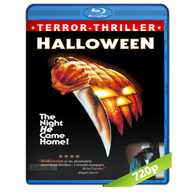 Halloween (1978) BRRip 720p Audio Trial Latino-Castellano-Ingles 5.1