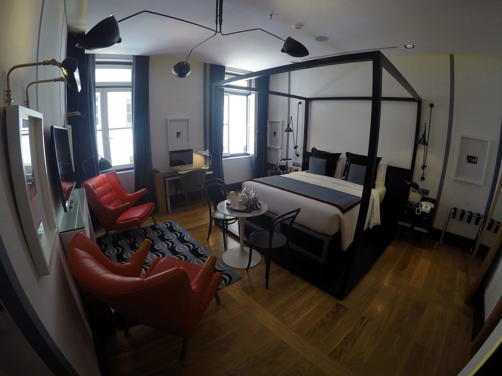 Brown's Central Hotel Lisbon Room