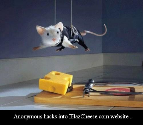 Anonymous Hacker Photo Funny