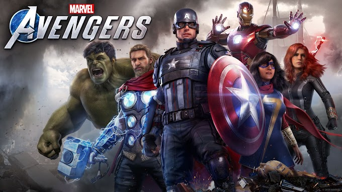 Marvels Avengers Pc Game