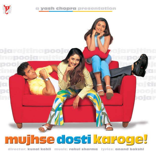 Mujhse Dosti Karoge Full Movie 720p HD Download Free