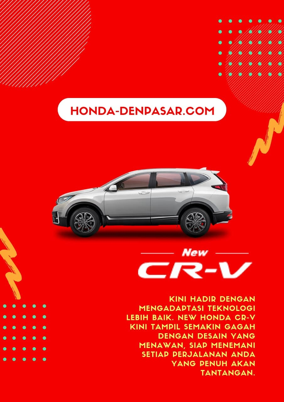Honda CRV, Harga Honda CRV Bali, Promo Honda CRV Bali