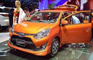 Toyota Wigo không về Việt Nam trước Tết 2018