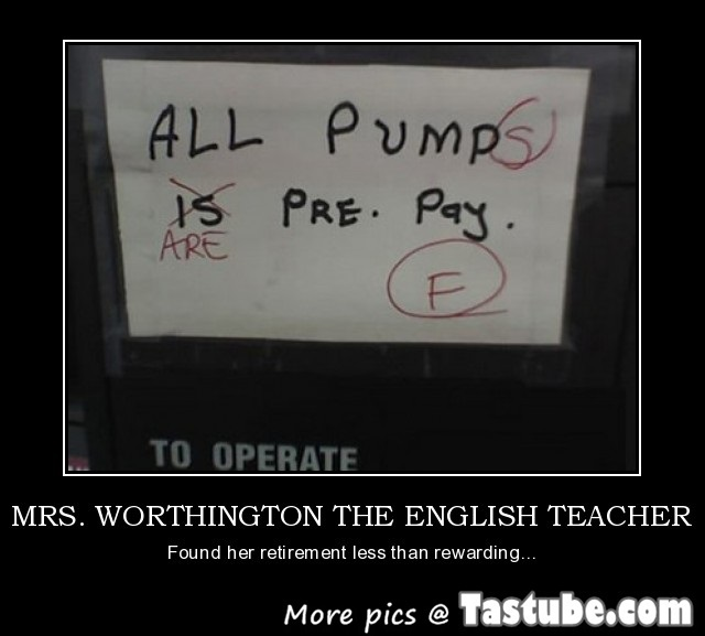 All pump is pre pay