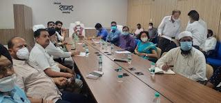 डिस्ट्रिक्ट क्राइसिस मैनेजमेंट समिति की बैठक संपन्न