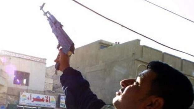 Man arrested after 'bridegroom shot in genitals'
