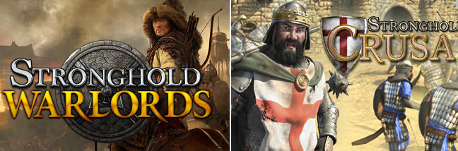 Stronghold Warlords vs Stronghold Crusader 2