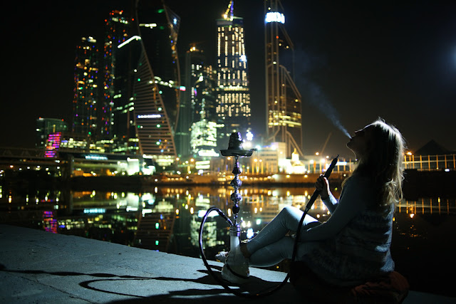 Dubai bans Shisha in coffee shops for two weeks