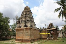 Sri Gangadhareshwara Swamy Temple, Turuvekere