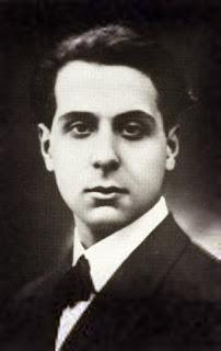 Ο Γιώργος Σεφέρης το 1921