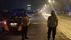 Antisipasi Kejahatan Jalanan Polsek Soreang Polresta Bandung Lakukan Patroli
