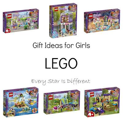 Gift Ideas for Girls: LEGO