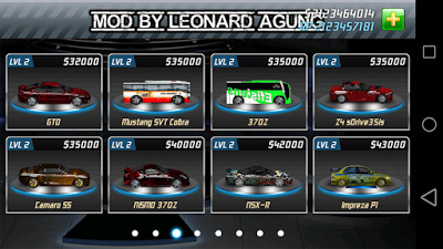 Drag Car Racing Mod Terbaru for Android