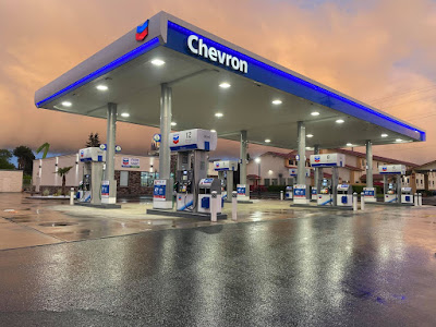 Gas Station | Chevron Salem
